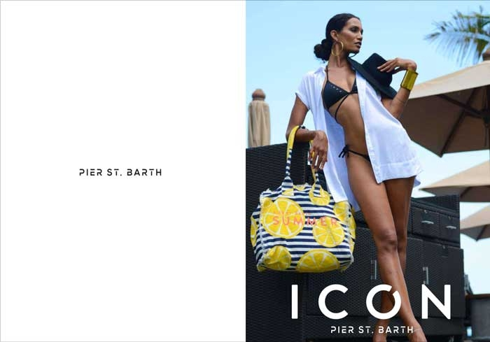 Icon by Pier Saint Barth