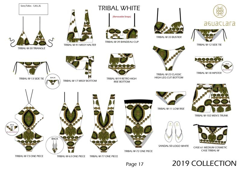 Tribal White