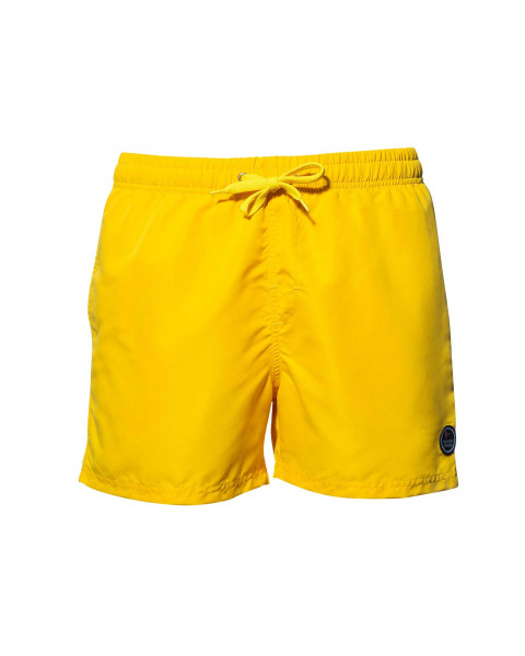 Short de bain jaune Drapeau Rouge Paul